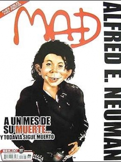 Go to MAD Magazine #101 • Mexico • 4th Edition - Mina