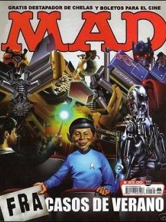 Go to MAD Magazine #102 • Mexico • 4th Edition - Mina