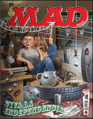 MAD Magazine #104 • Mexico • 4th Edition - Mina