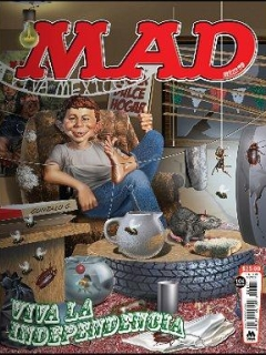 Go to MAD Magazine #104 • Mexico • 4th Edition - Mina