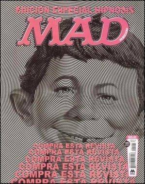 MAD Magazine #105 • Mexico • 4th Edition - Mina
