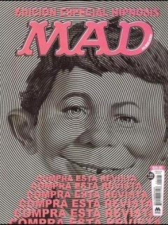 Go to MAD Magazine #105 • Mexico • 4th Edition - Mina