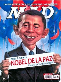 Go to MAD Magazine #107 • Mexico • 4th Edition - Mina