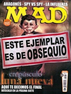 Go to MAD Magazine #108 • Mexico • 4th Edition - Mina