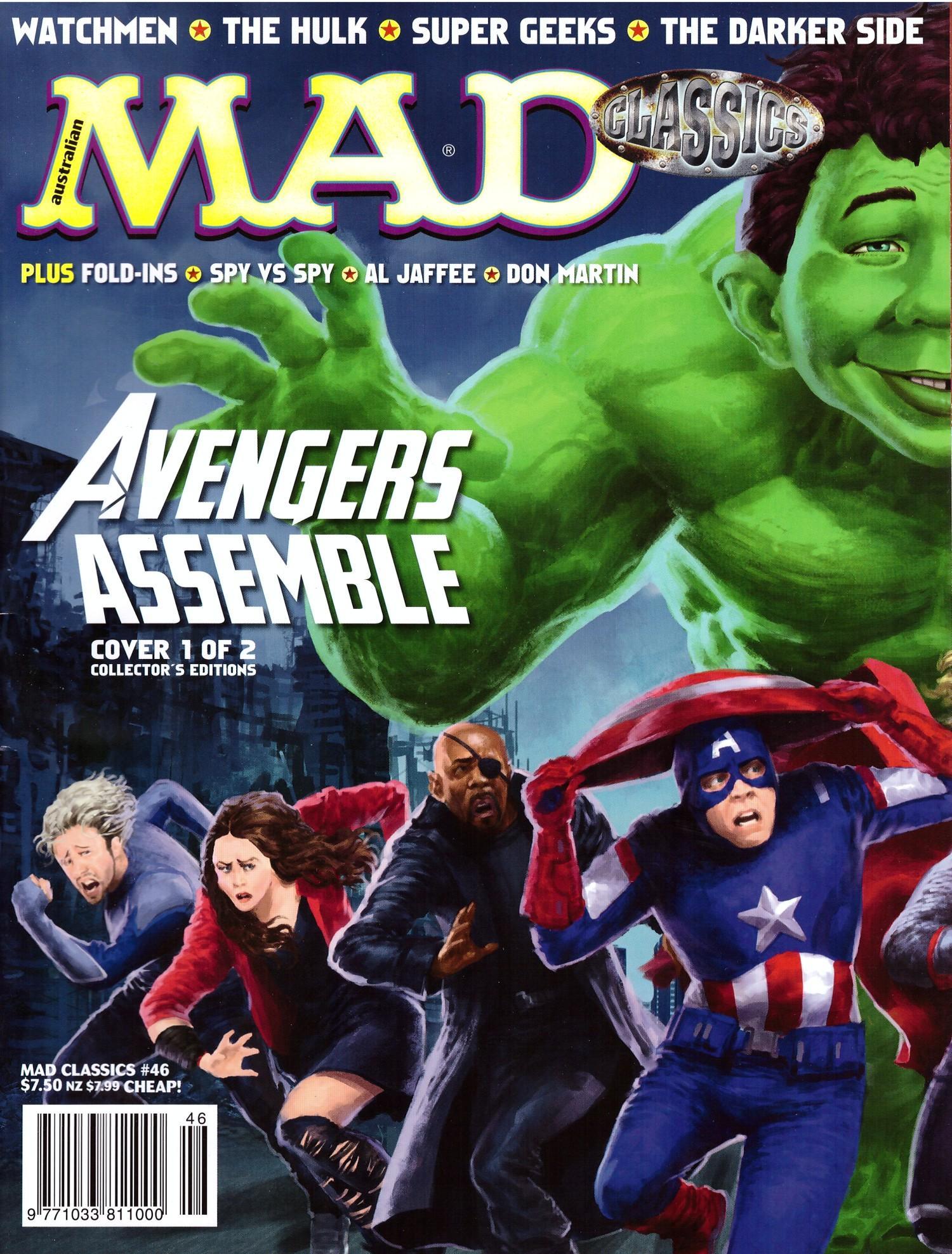 MAD Classics #46 • Australia