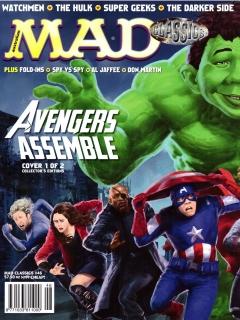 Go to MAD Classics #46 • Australia