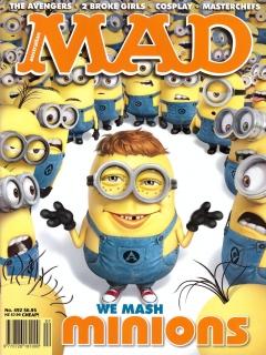 Go to MAD Magazine #492 • Australia