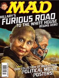 Go to MAD Magazine #535