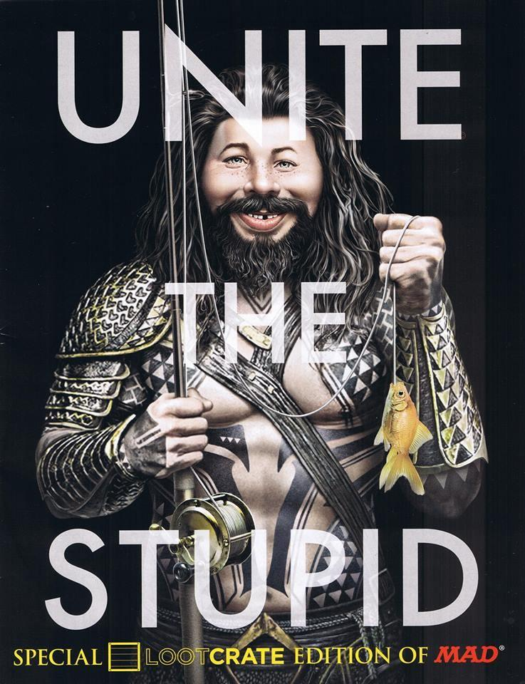 Unite the Stupid • USA