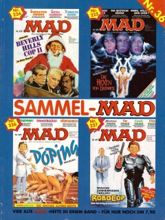 Go to Sammel MAD #36 • Germany • 1st Edition - Williams