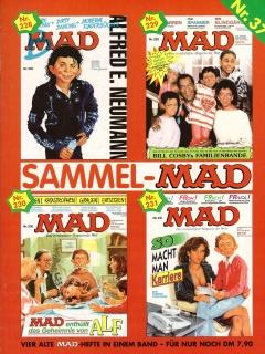 Go to Sammel MAD #37 • Germany • 1st Edition - Williams