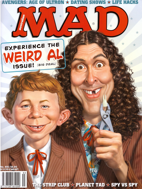 MAD Magazine #493 • Australia