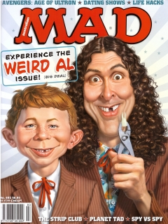 Go to MAD Magazine #493 • Australia