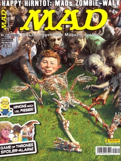 Go to MAD Magazine #170 • Germany • 2nd Edition - Dino/Panini