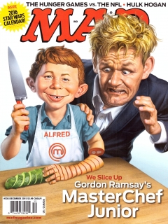 Go to MAD Magazine #536 • USA • 1st Edition - New York