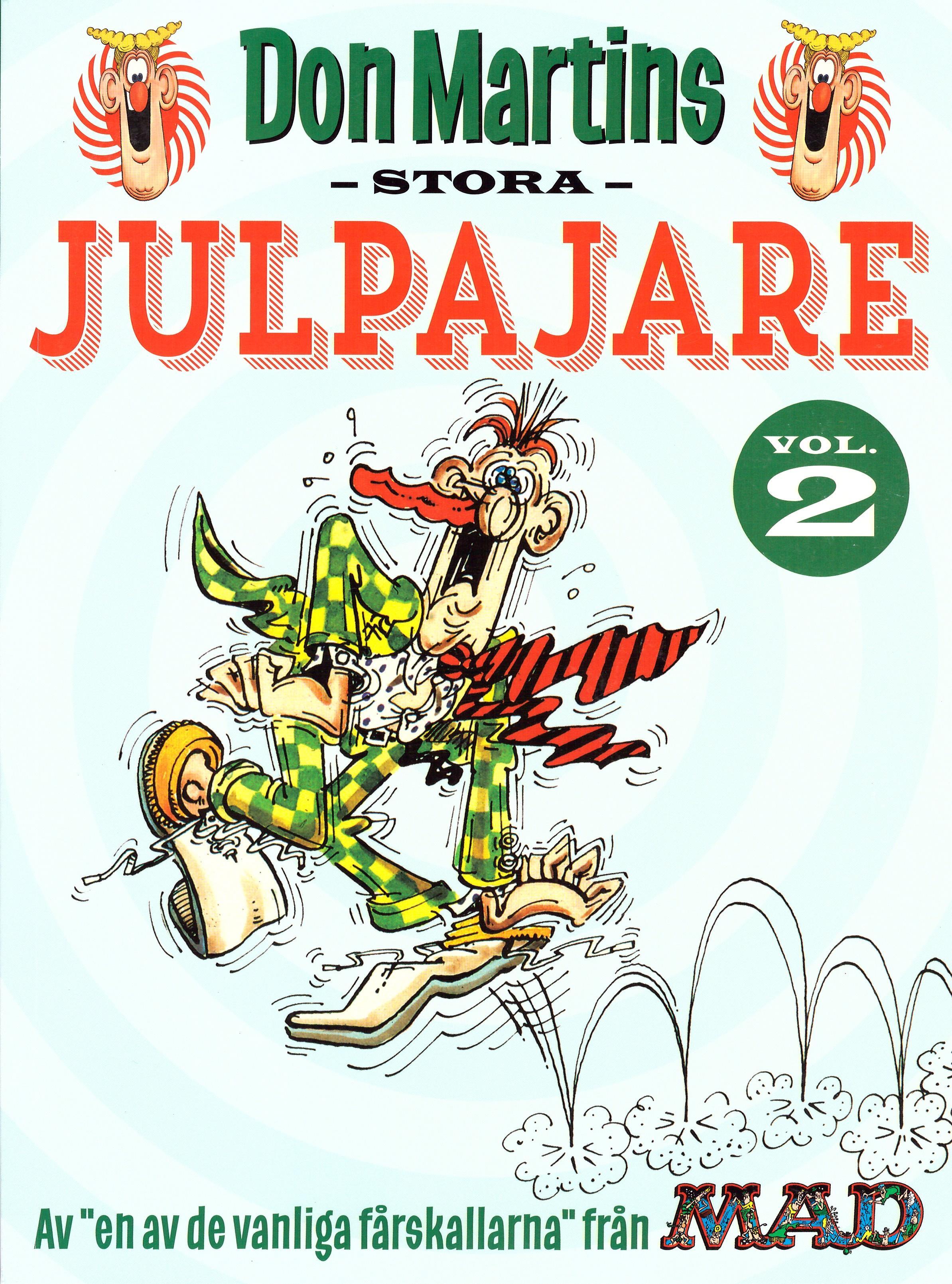 Don Martins Stora Julpajare #2 • Sweden