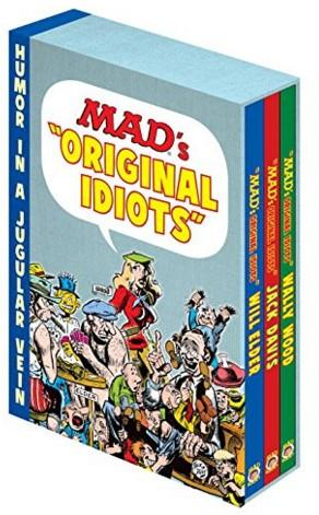 Slipcase Set: Complete Collection of Will Elder, Jack Davis and Wally Wood • USA • 1st Edition - New York