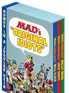 MAD Slipcase Set: Complete Collection of Will Elder, Jack Davis and Wally Wood
