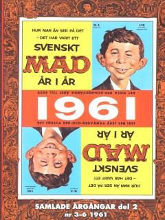 Go to Svenska MAD Samlade årgångar #2 • Sweden