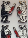 Image of Mini Metal Tags Spy Vs. Spy