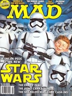 MAD Magazine #494 (Australia)