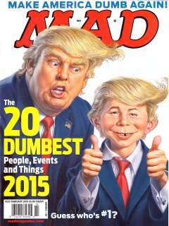 MAD Magazine #537 • USA • 1st Edition - New York