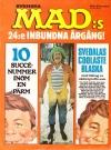 Image of MAD Inbundna årgång #24