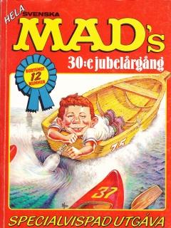 Go to MAD Inbundna årgång #30