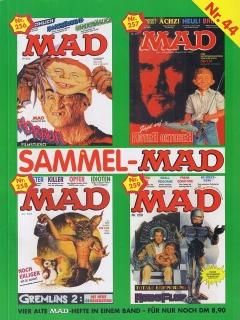 Go to Sammel MAD #44 • Germany • 1st Edition - Williams
