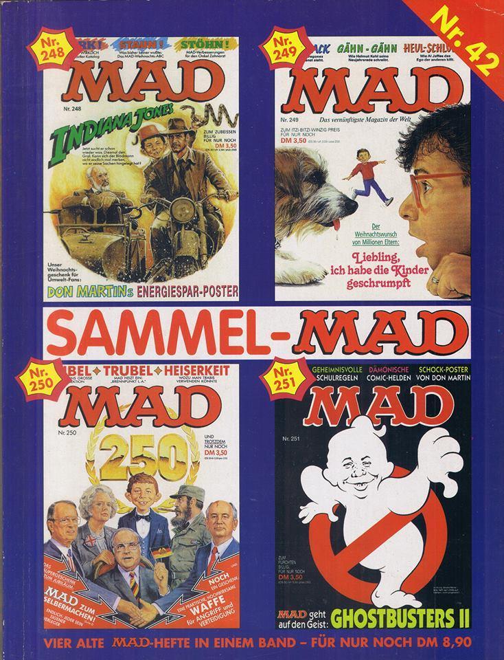 Sammel MAD #42 • Germany • 1st Edition - Williams