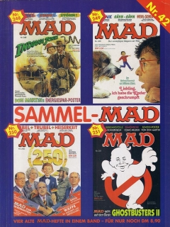 Sammel MAD • Germany • 1st Edition - Williams