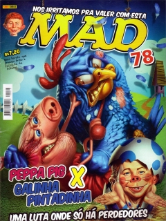 Go to MAD Magazine #78 • Brasil • 4th Edition - Panini