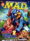 Brasilian MAD Magazine #78 Original price: R$ 7,20 Publication Date: 1st January 2015
