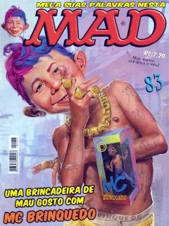 Go to MAD Magazine #83