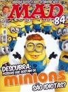 Brasilian MAD Magazine #84