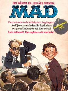 Go to MAD Inbundna årgång #8