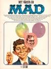 Swedish MAD Inbundna årgång #10 Original price: 17:50 kr Publication Date: 1970