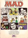 Swedish MAD Inbundna årgång #13 Original price: 20 kr Publication Date: 1973