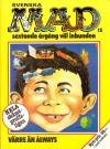 Swedish MAD Inbundna årgång #15 Original price: 34 kr Publication Date: 1975
