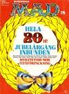 Swedish MAD Inbundna årgång #19 Original price: 45 kr Publication Date: 1979