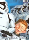 Image of Spanish MAD Star Wars Especial #1 Back Cover