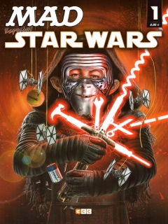 Go to Star Wars Especial #1 • Spain