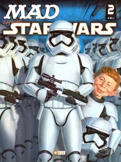 Star Wars Especial #2 • Spain