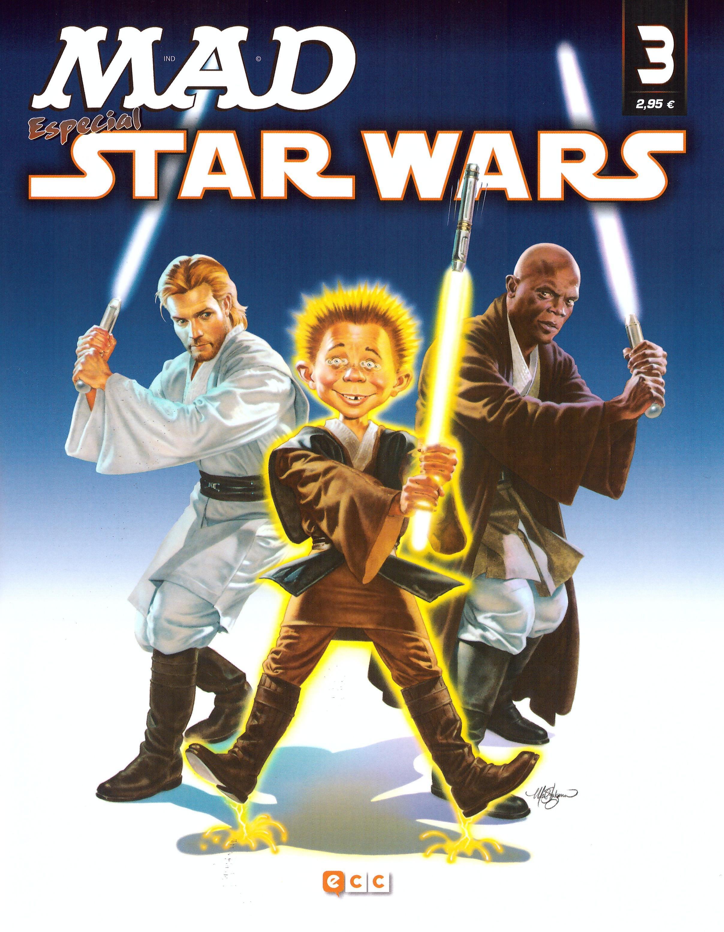 Star Wars Especial #3 • Spain