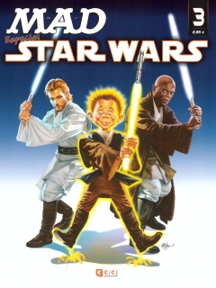 Go to Star Wars Especial #3 • Spain