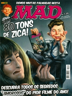 Go to MAD Magazine #80 • Brasil • 4th Edition - Panini