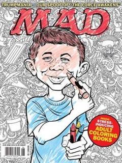 MAD Magazine #539 • USA • 1st Edition - New York