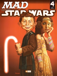 Star Wars Especial #4 • Spain