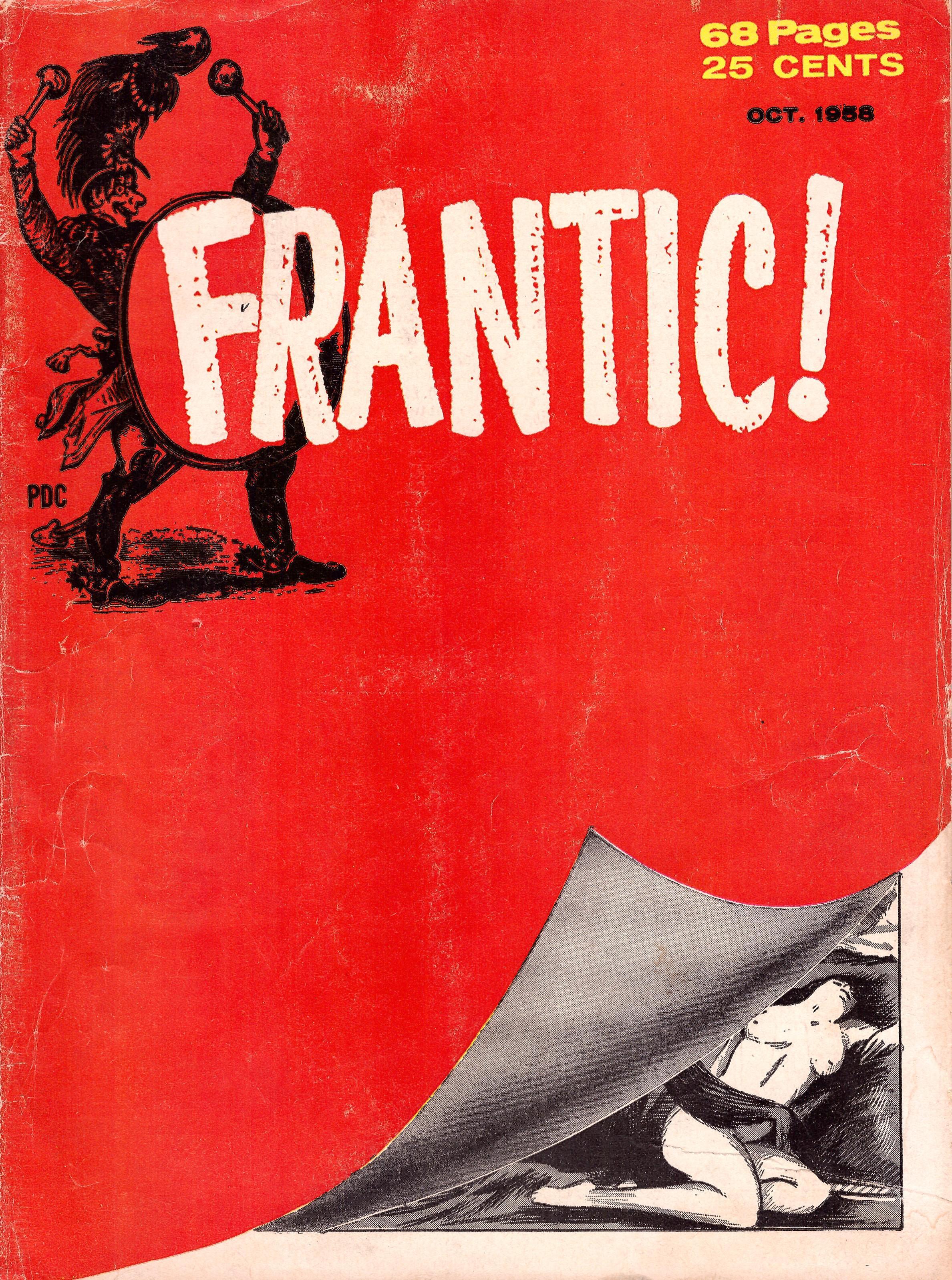 Frantic! #1 • USA