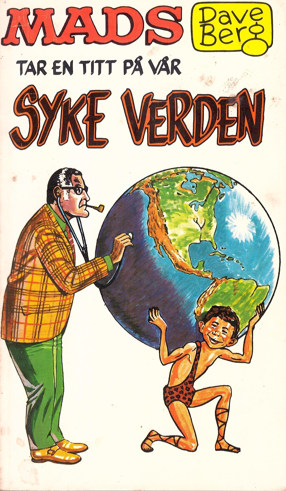 Dave Berg tar en titt på vår syke verden #14 • Norway • 1st Edition - Williams
